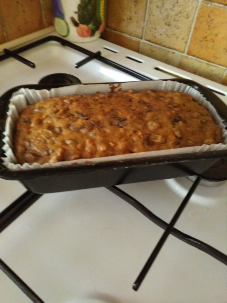 Irish Fruit Loaf Cake Recipe