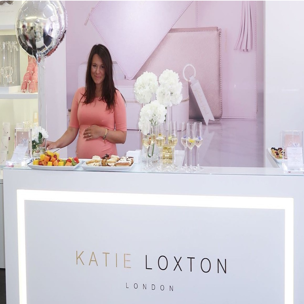 Katie Loxton eponymous accessories brand