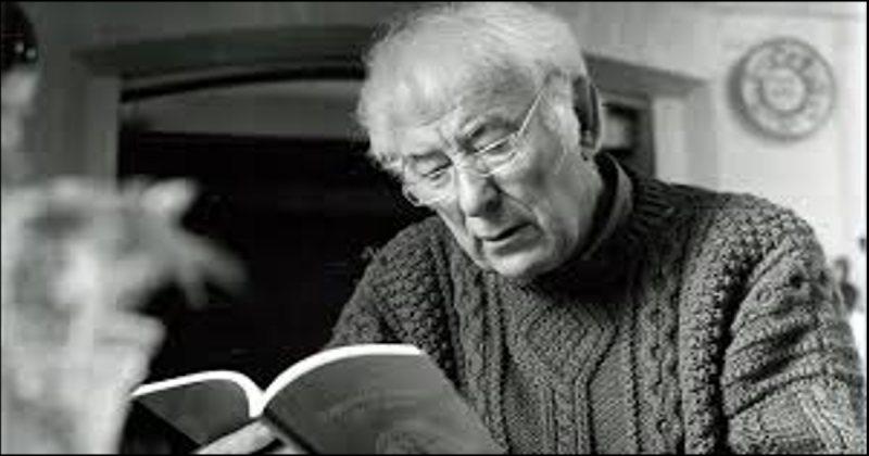 Seamus Heaney - Irish Poet